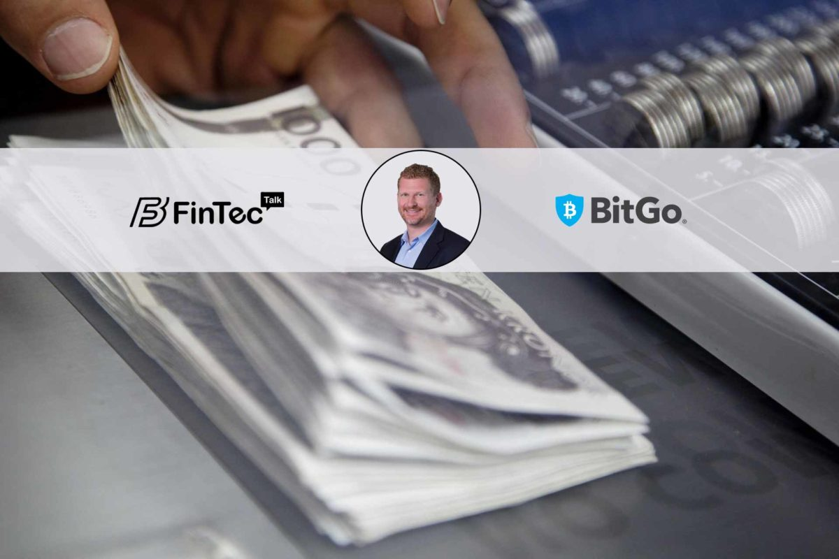 Interview with CSO of BitGo – Tom Pageler