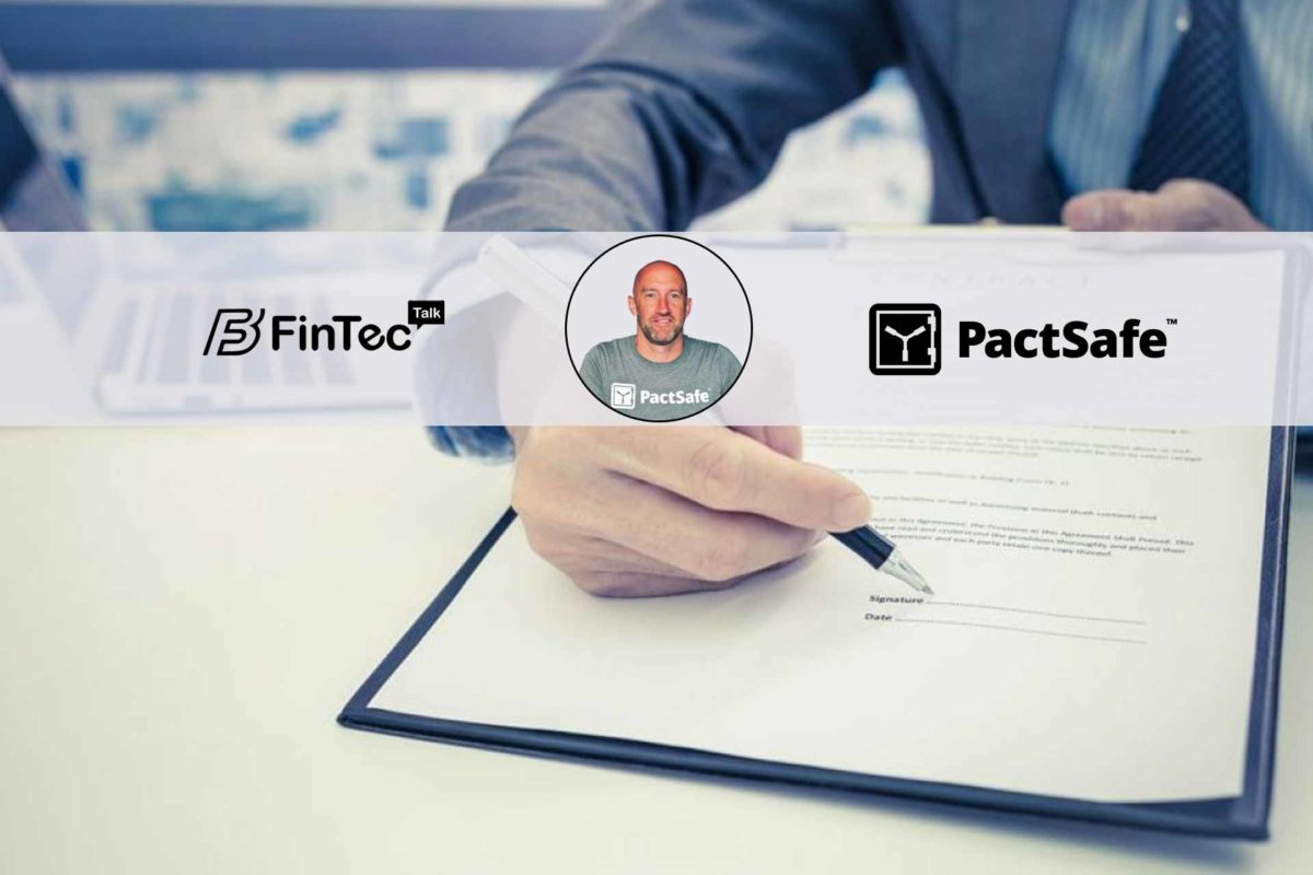 Interview with Founder and CEO of PactSafe – Brian Powers