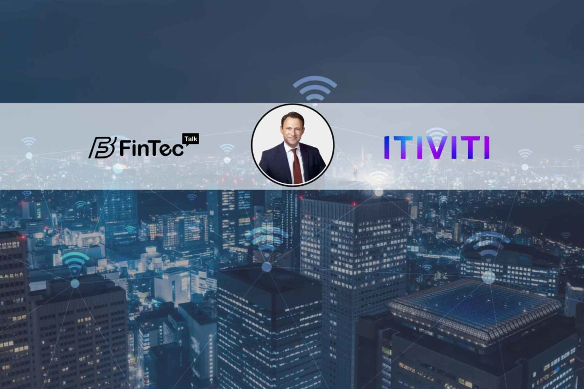 Interview with CEO, Itiviti– Rob Mackay