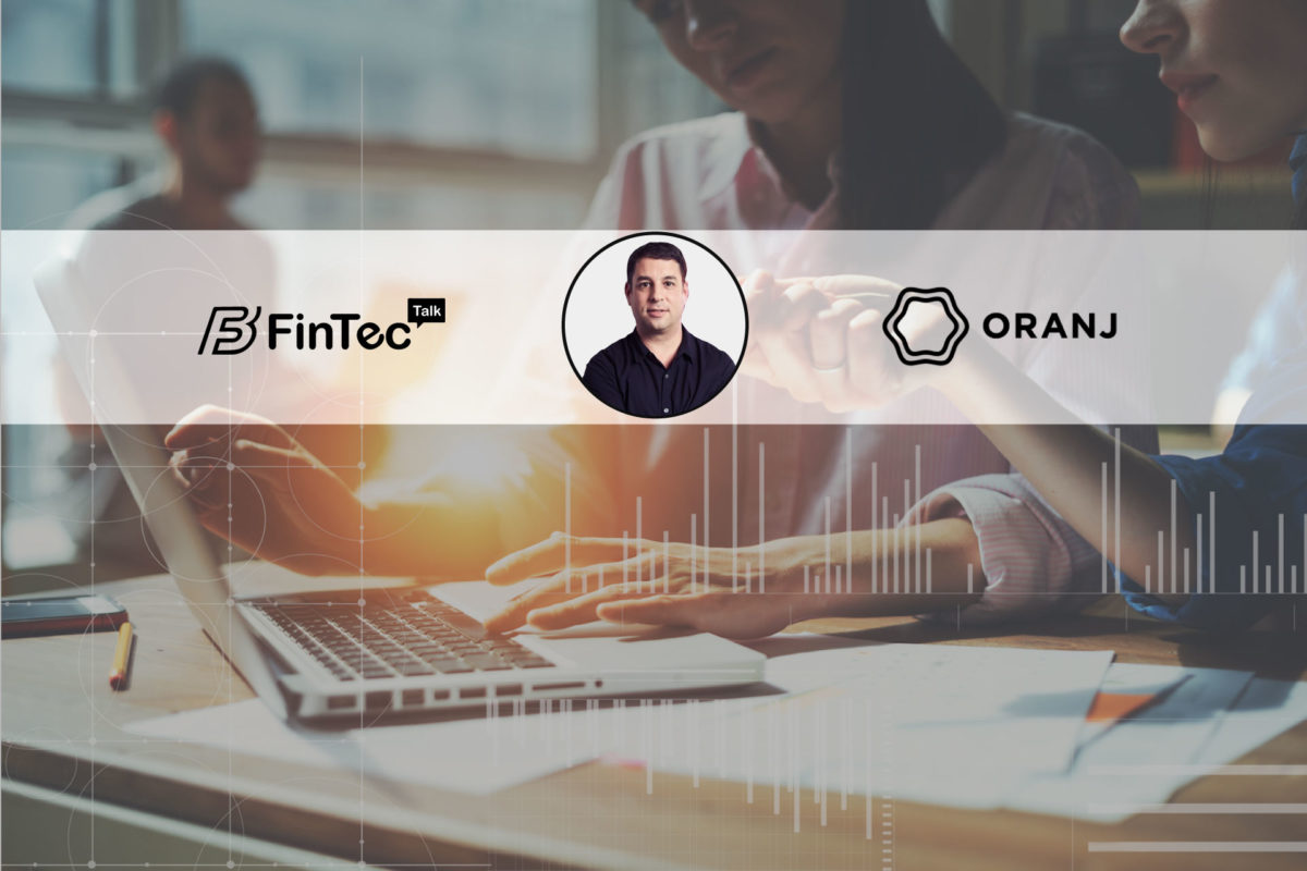 Interview with Founder and CEO, Oranj – David Lyon