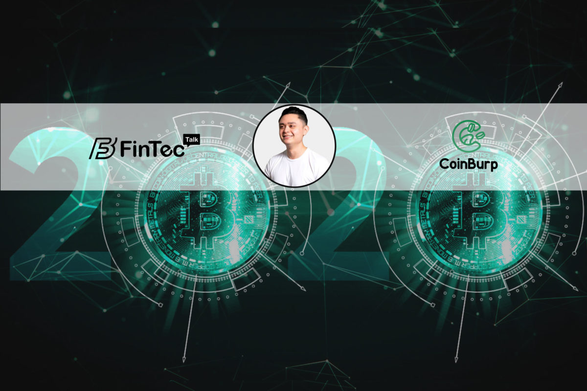Interview with Co-founder and CEO, CoinBurp – Peter Wood