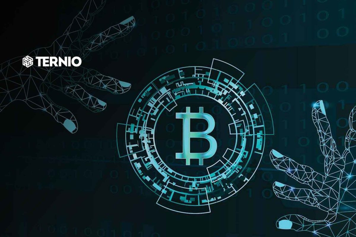 Investments Soar on Cryptocurrency Company Ternio