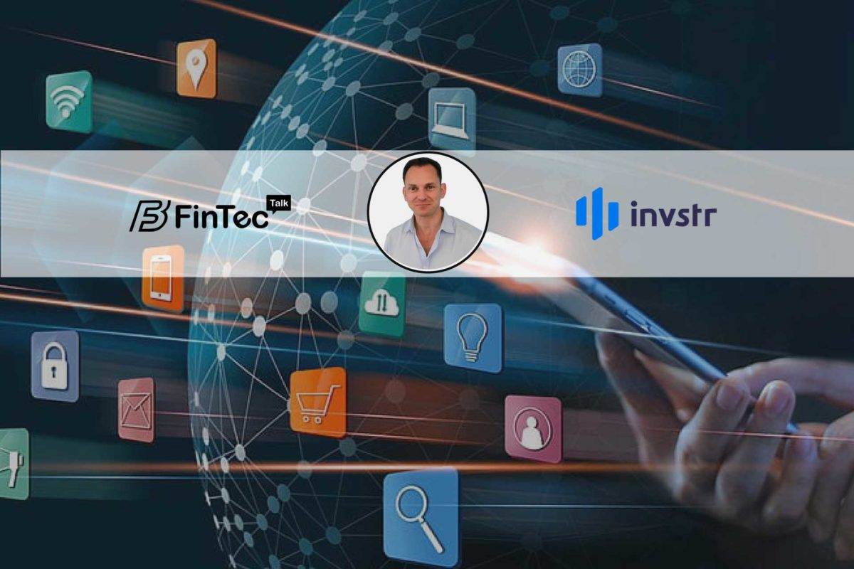 Interview with  Founder and CEO, Invstr – Kerim Derhalli