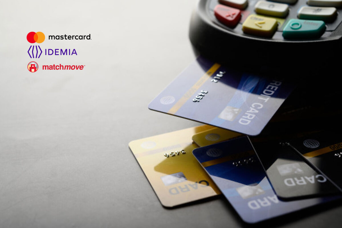 Mastercard, IDEMIA and MatchMove Pilot Fingerprint Biometric Card