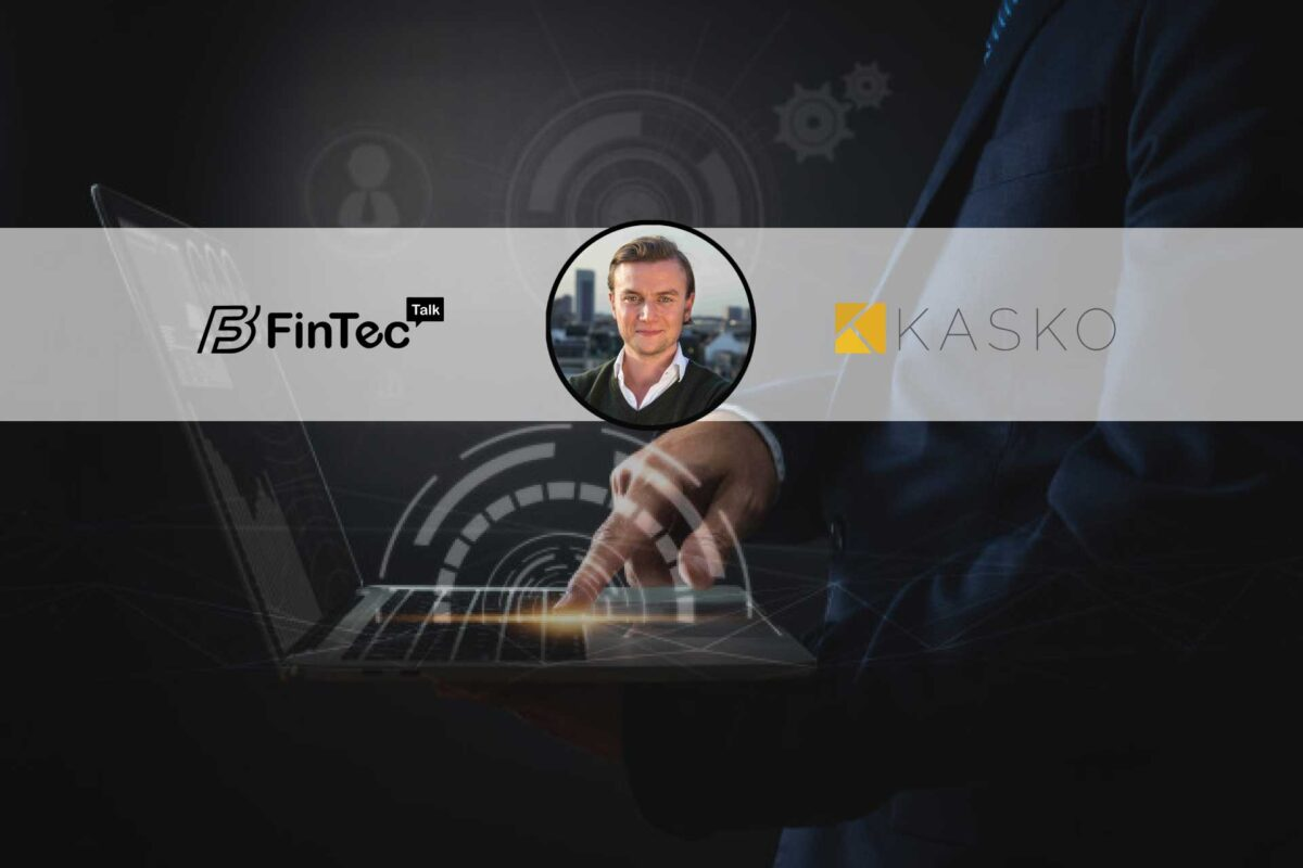 Fintech Interview with CEO & Co-Founder of KASKO, Nikolaus Suehr