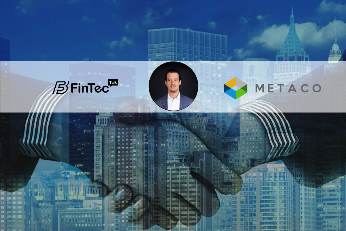 Fintech Interview with CEO and Founder, METACO – Adrien Treccani