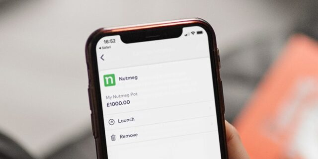 Accessible investing: Starling adds Nutmeg to its Marketplace 1