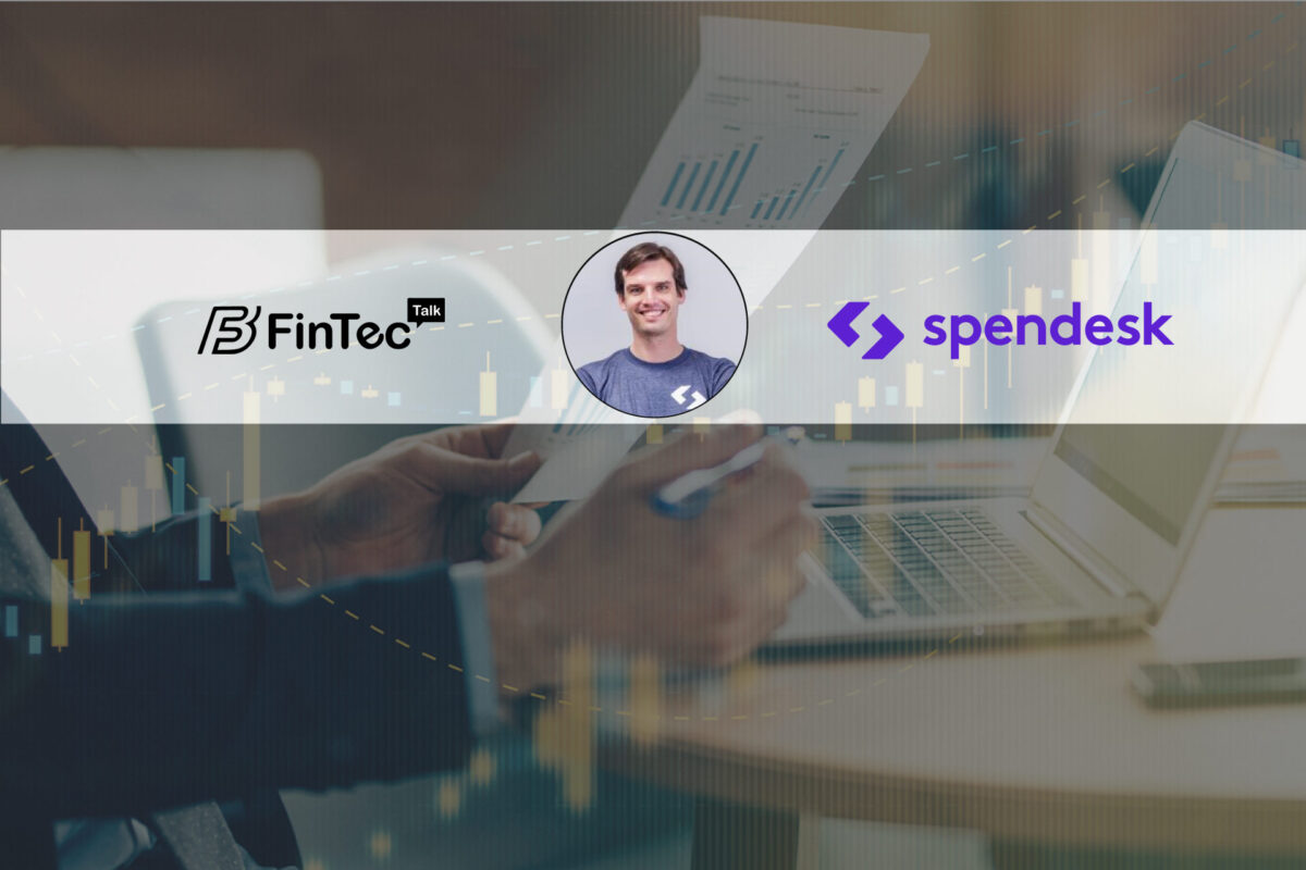 Fintech Interview with the Founder and CEO, Spendesk – Rodolphe Ardant