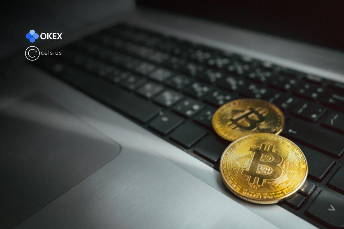 OKEx lists Celsius Network's CEL token