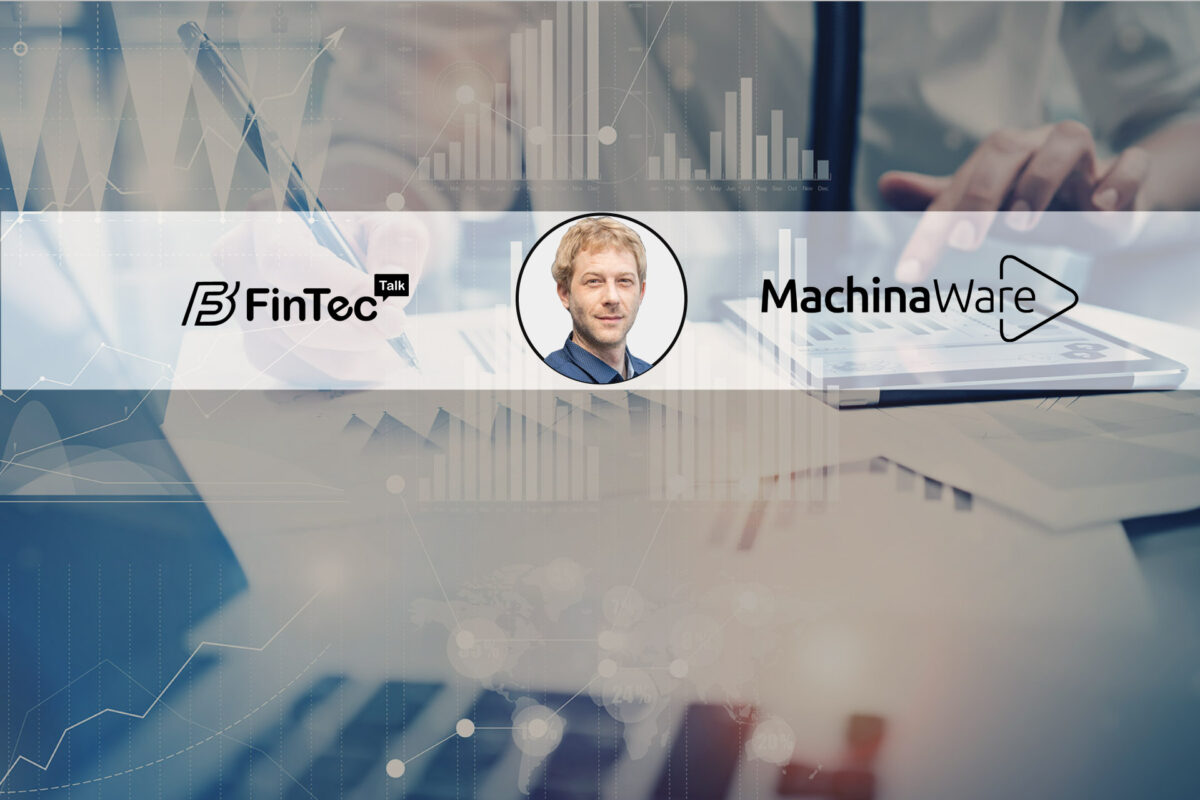 Fintech Interview with the CEO,   MachinaWare – Thierry Gilgen