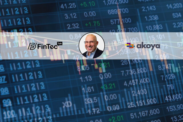 Fintech Interview with the CEO, Akoya – Stuart Rubinstein