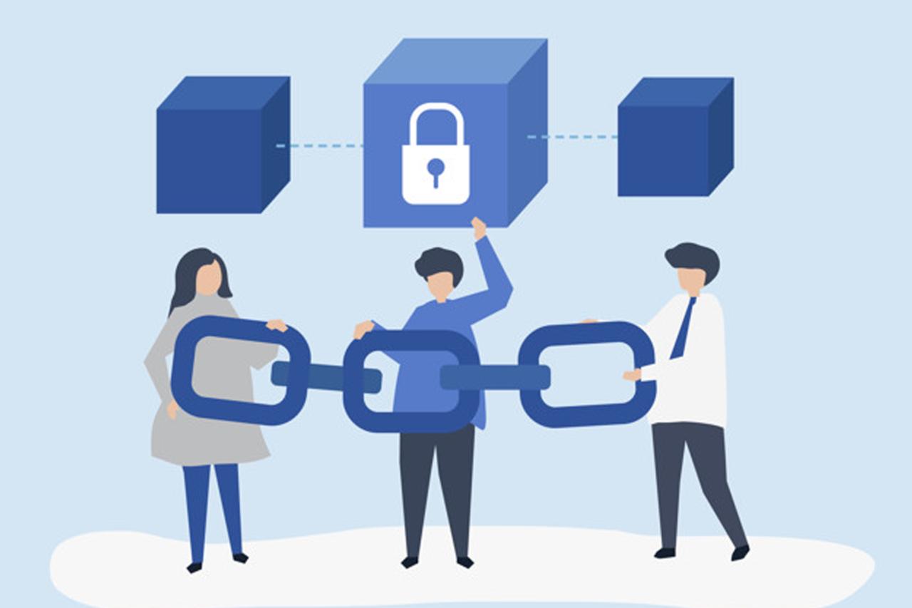 Blockchain tech Company