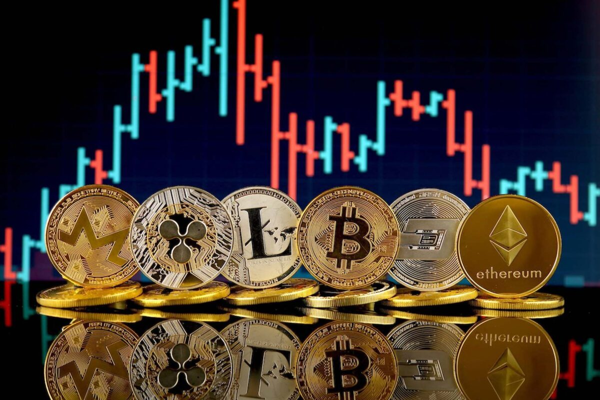 Global Cryptocurrency Market (2021 to 2030)